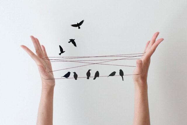 Essere creativi: una scelta coraggiosa